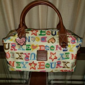 Authentic Dooney and Bourke